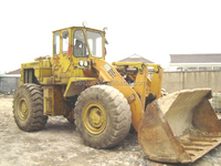 used 85z kawasaki wheel loader for sale, japanese kawasaki loaders low hours