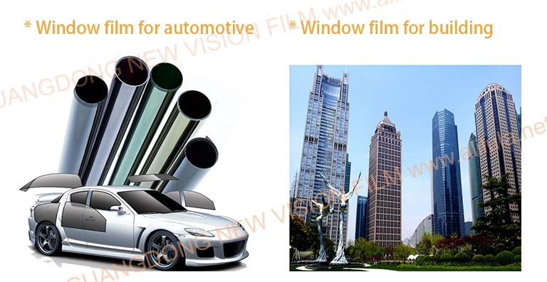 Fast Shipping LLumar Best Quality DIY Sizes Solar Car Window Film with Free Samples
