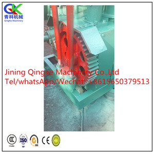 China coal charcoal dust powder briquette press making price