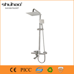 Manufacturer S.S 304 SHOWER FAUCETS SETS SHG198-02