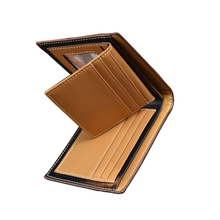 man leather wallet of China manufacturer