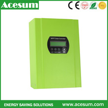 Acesum real power li-ion charge controller solar for solar panel system certificated