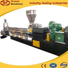 Own factory masterbatch filler compounding pelletizing production line
