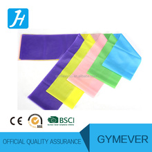 High Elastic Yoga Rubber Resistance Band Roll For Exercise