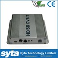 SYTA S2011A Car DVB-T digital TV receiver H.264 MPEG4/MPEG2 with 1 Video Output USB Recorder