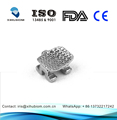 Orthodontic Bondable Mesh base metal bracket