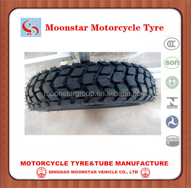 China Motorcycle tubeless tyre 110/90-16 TT/TL