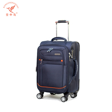 name brand bright color four wheels luggager sets for cheap 2017