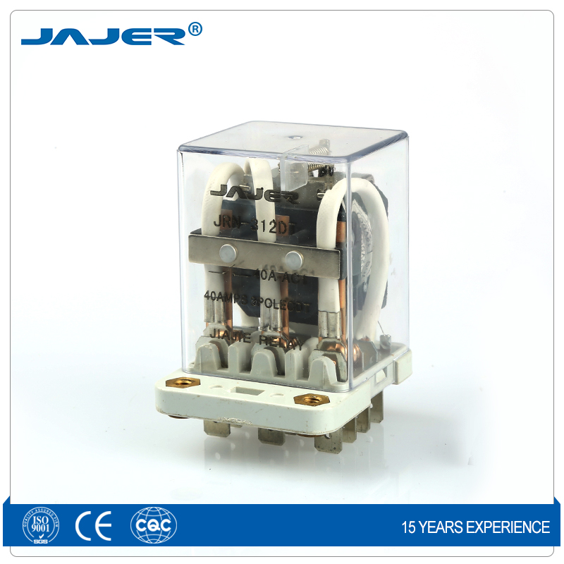 Jajer JQX-38F 220V 30A 24V 40A relay motorcycle stater power Relay