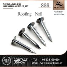 metal cap roofing nail,roofing nail cap