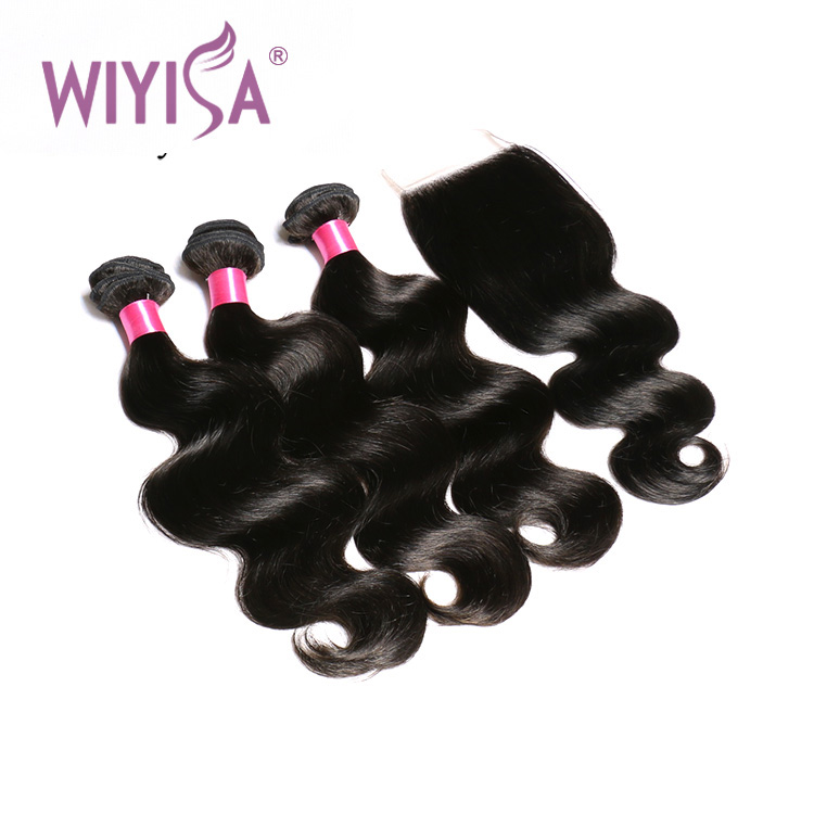 Wholesale Price 10A Grade High Quality Cuticle Aligned 100 Natural Body Wave Raw Indian Human Hair From China Factory