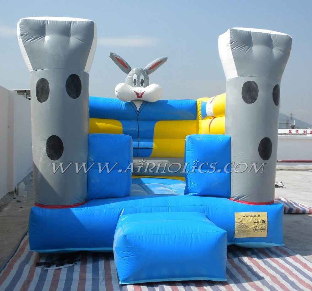 Fashion Air Jumping Castle Used Commercial Inflatable Bouncers For Sale A1012