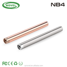 2016 new style oil vape pen 510 thread NB4 battery with preheat and adjustable voltage function for cbd oil vaporizer