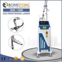 Professional Co2 fractional cool beam laser machine for stretch mark removal