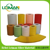 air filter paper filter paper for car, truck exported to south America