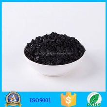 Bactericidal silverized activated carbon