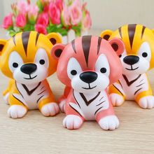 3D Kawaii Soft Squeeze Squishy Animal Toy