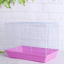 custom indoor luxury metal wire rabbit hutch rabbit cage for delivery