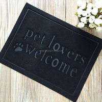 2015 Collection Pet Litter plastic dog mat