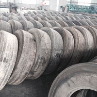 12R22.5 315/80R22.5 truck tire casing for recap industry, tread rubber, retread tyre
