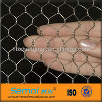 2013 hat sale selling galvanized hexagonal wire mesh/netting