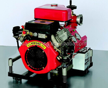 Floating fire pumps Portable Fire fighting pump with diesel engine