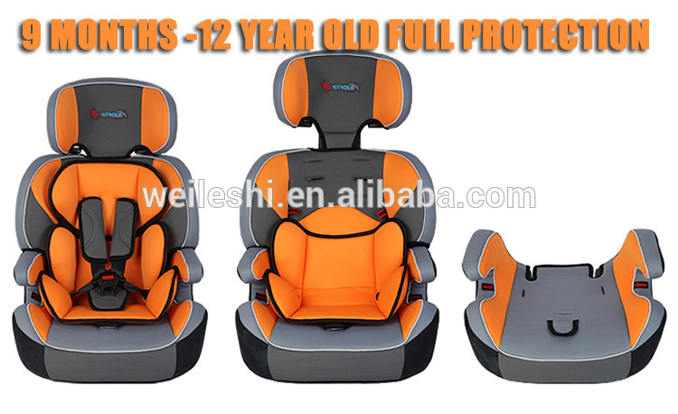Professional 2017 inflatable baby car seat booster child car seats for wholesales
