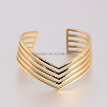 fashion gold rose finger ring jewelry bangles cuffs