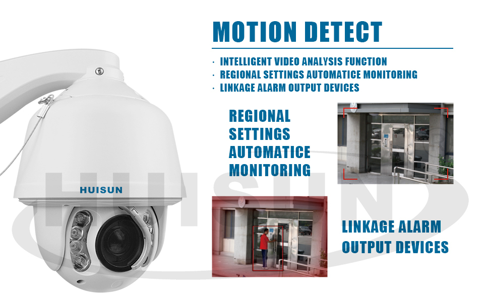 2 Megapixel Auto-tracking IR sdi analog PTZ camera wiper