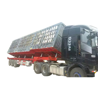 3 Axle 80 Ton Cheap Price