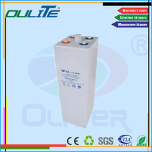 Oliter export to Africa 2v 1200ah tubular batteries for inverters
