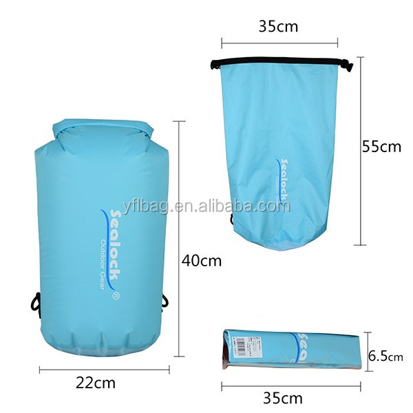 Sealock-ultralight-dry-bag-for-camping-swimming-outdoor-sports-SL-D056-Size
