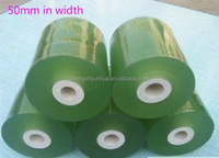 green color eco ldpe shrink film