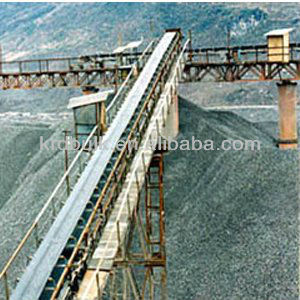 KRD Plastic Belt Chain Conveyors for powder conveying