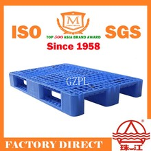 Factory prices! HDPE virgin material beer pallet standard size 1200*800mm for beer!