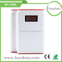 BS-100L new design coming actual capacity 10400mAh power bank for lenovo k900