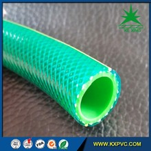 colorful one step extrusion pvc garden hose from factory