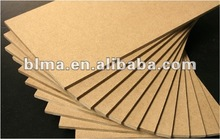 E1 2mm MDF for furniture backboard