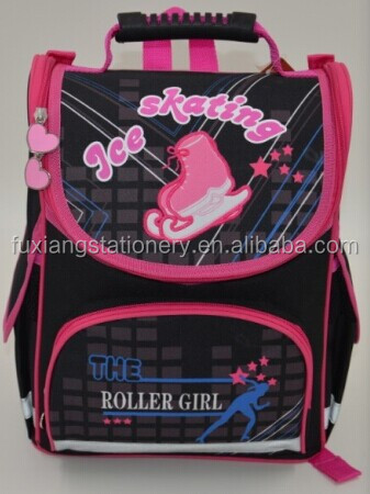 new design high quality OEM 300D school backpack bag