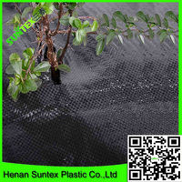 100% new PE woven soil control anti weed mat/uv protection weed prevention fabric cloth with long service life
