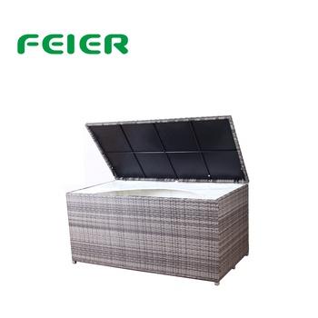 All Weather Use Aluminum Outdoor Storage Box Cushion Box Buy