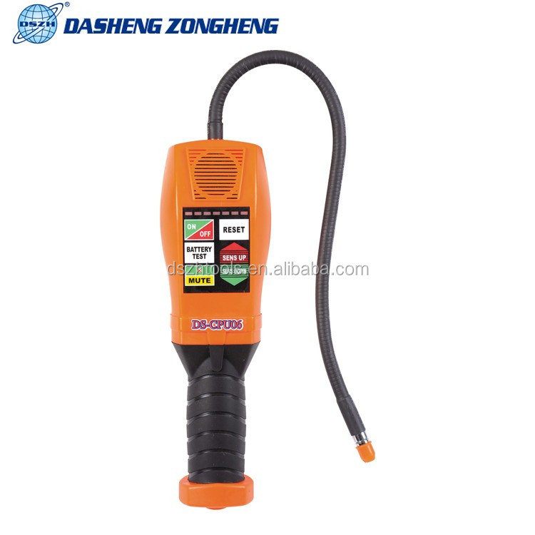 DSZH CT-CPU06 HFC CFC Leak Detector Refrigerant Halogen R134a R410a R22a Air Condition HVAC