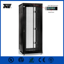 "19"" LCD control panel server rack"