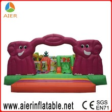 Guangzhou China top quality inflatable bouncy castle, giant inflatable castle, giant bouncy castle