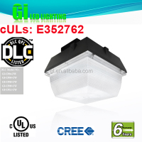 6 years warranty DLC UL cUL 12v 80w Led Flood Light