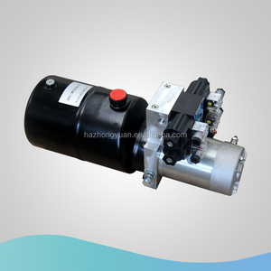 China Small Hydraulic Power Unit With High Quality Oil Pump Electric Motor Filter Control Valves