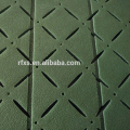 Elastic Layer used as Underlayment for Artificial Turf System