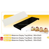 Unbreakable 100% Melamine Food Grade Customized Serving Tray