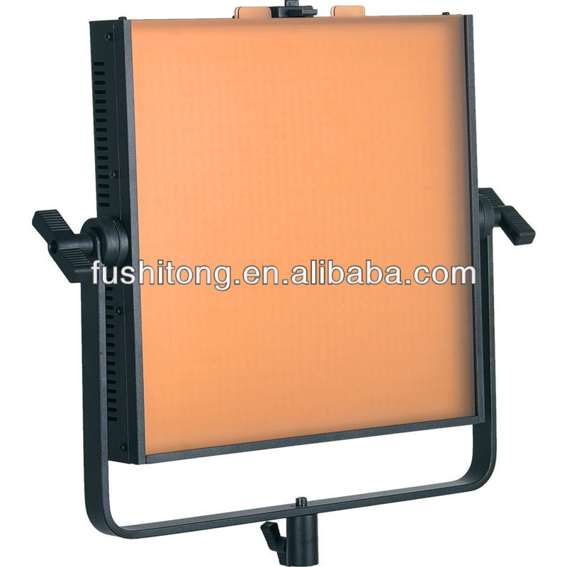 Led photo studio lighting for video shooting for film and tv production