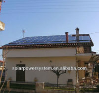 1000w Both AC and DC output solar electricity home system